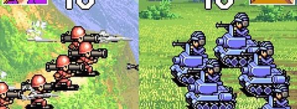 Paper Test : Advance Wars