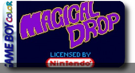 Magical Drop ( Game Boy Color )