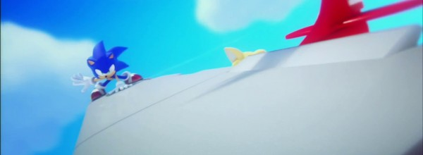 Paper Test : Sonic Lost World
