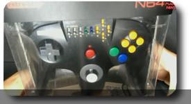 Le Retour de la Manette N64 Foireuse