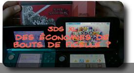 3DS XL – Des économies de bouts de ficelle ?