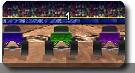 Monster Trucks Mayhem (GBA)