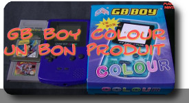GB Boy Colour : un bon produit ?