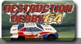 Destruction Derby 64 (N64)