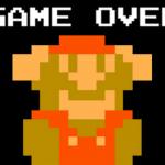 Mario-GameOver