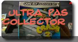 GBA SP : Pack Ultra Pas Collector !