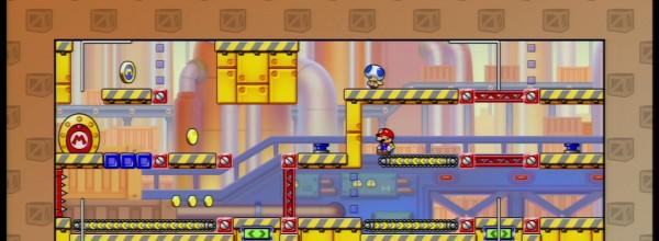 Paper Test : Mario vs Donkey Kong Tipping Stars