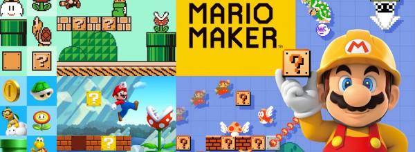 Super Mario Maker – Un simple éditeur de niveau ?