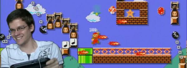 Incroyable Défi ! Épisode 17 – Super Mario Maker – Le défi d'HyBrYdE