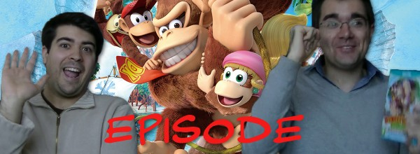 Here we go ! Donkey Kong Tropical Freeze Épisode 1