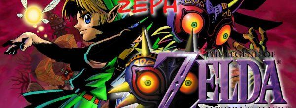 Majora's Mask (N64) – Les chroniques de Zeph